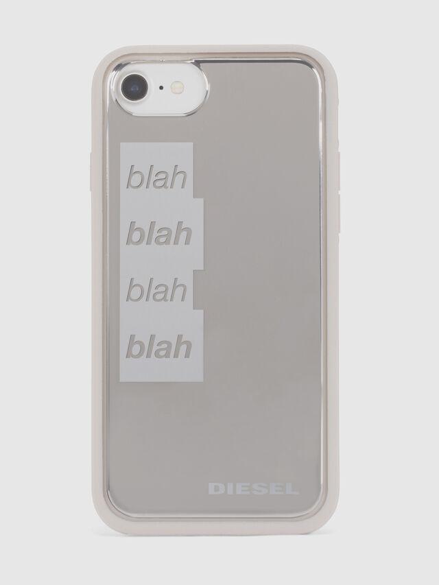 Diesel - BLAH BLAH BLAH IPHONE 8/7/6s/6 CASE, Blanc - Coques - Image 2