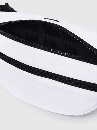 Diesel - F-URBHANITY BUMBAG, Blanc - Sacs ceinture - Image 4