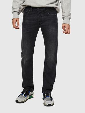 Larkee 082AS, Noir/Gris foncé - Jeans