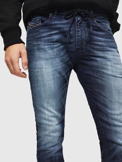 Diesel - Thommer JoggJeans 069IE, Bleu Foncé - Jeans - Image 3