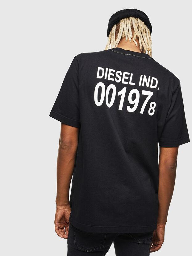 T-JUST-VINT, Noir - T-Shirts
