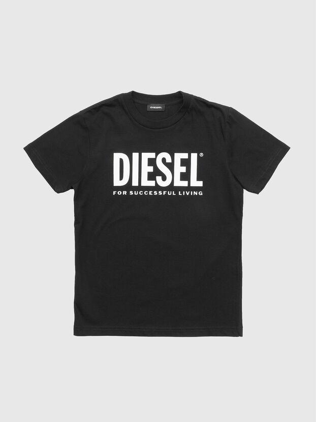 TJUSTLOGO, Noir - T-shirts et Hauts