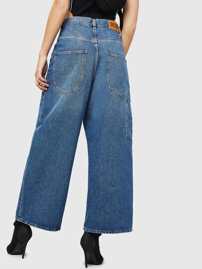 Diesel - D-Luite 080AN, Bleu moyen - Jeans - Image 2