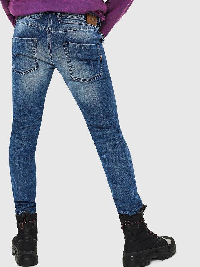 Diesel - Belther 081AQ, Bleu moyen - Jeans - Image 2