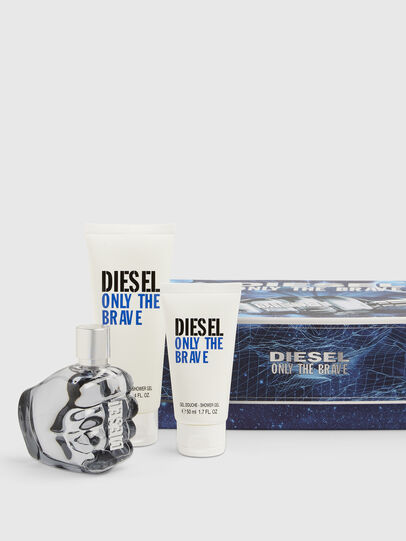 Diesel - ONLY THE BRAVE 75ML GIFT SET, Bleu - Only The Brave - Image 1