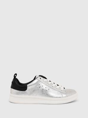 SN LOW LACE 11 FULL, Gris argenté/Noir - Footwear