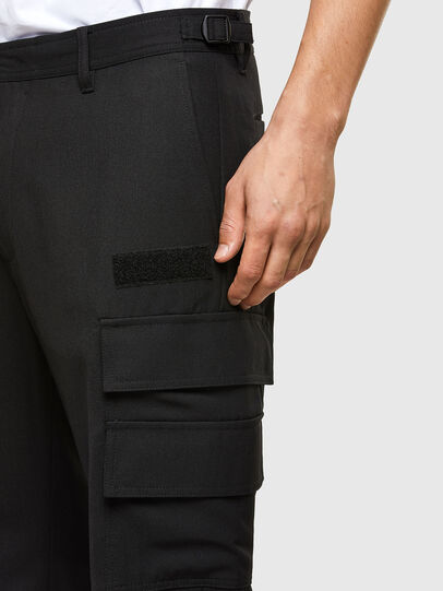 Diesel - P-HOMEN, Noir - Pantalons - Image 3
