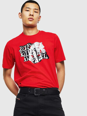 T-JUST-J20, Rouge - T-Shirts