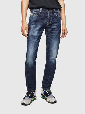 Larkee-Beex 083AU, Bleu Foncé - Jeans