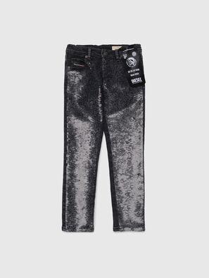 BABHILA-J-SP1, Noir - Jeans