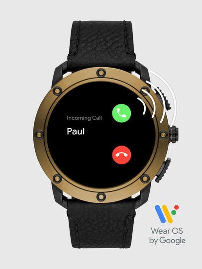 Diesel - DT2016, Noir/Bronze - Smartwatches - Image 7