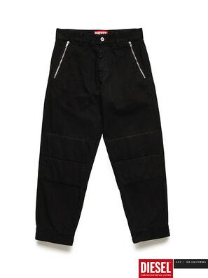 GR02-P301, Noir - Pantalons