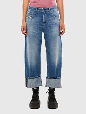 D-Reggy 009JX, Bleu Clair - Jeans
