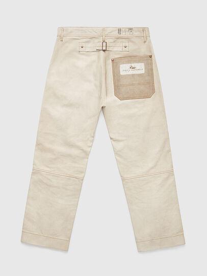 Diesel - DxD-5, Blanc - Pantalons - Image 2