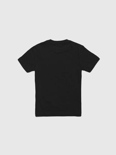 Diesel - TSKELE-TSE, Noir - T-shirts et Hauts - Image 2