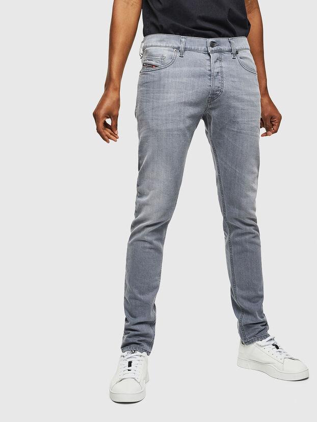 D-Luster 0095K, Gris Clair - Jeans
