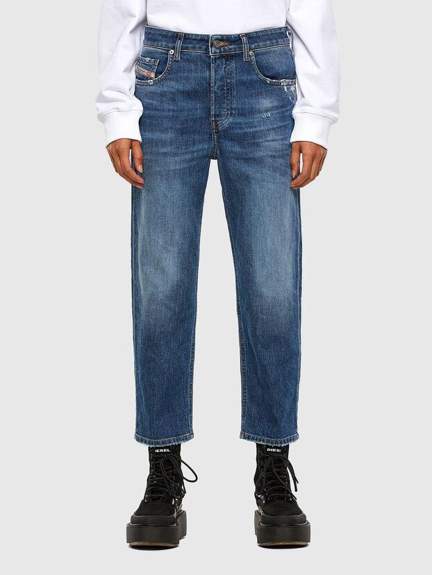 Aryel 009CZ, Bleu moyen - Jeans