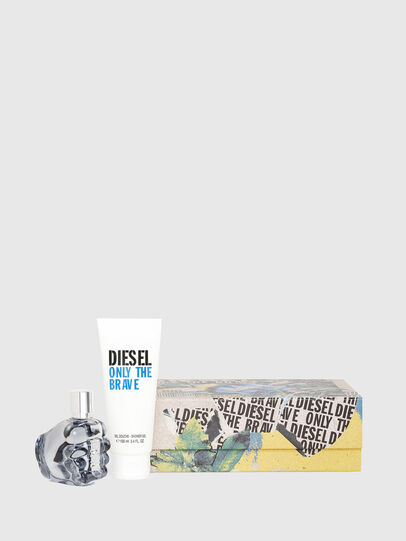 Diesel - ONLY THE BRAVE 50 ML GIFT SET, Blanc - Only The Brave - Image 1