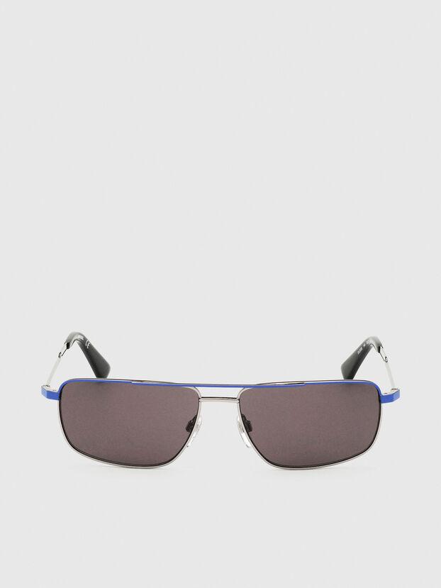 DL0308, Bleu/Gris - Lunettes de soleil