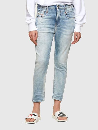 Diesel - Fayza JoggJeans® 069UY, Bleu Clair - Jeans - Image 1