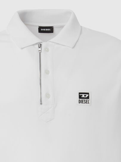 Diesel - T-HARRY, Blanc - Polos - Image 3