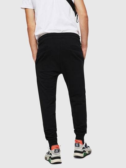 Diesel - P-TARY-LOGO, Noir - Pantalons - Image 2