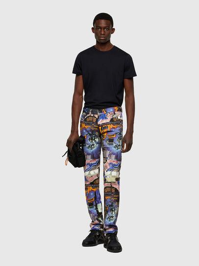 Diesel - D-Kras 009VB, Multicolore - Jeans - Image 6