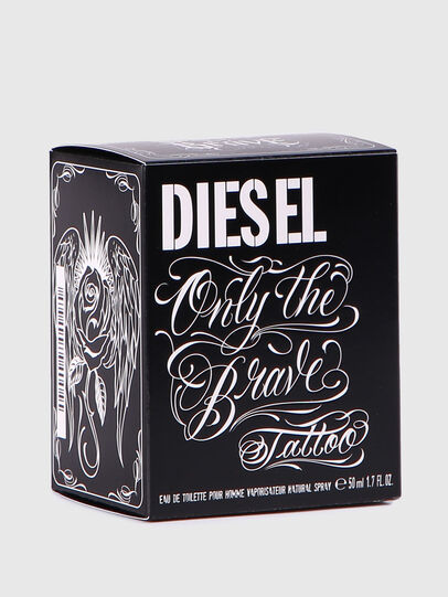 Diesel - ONLY THE BRAVE TATTOO 50 ML,  - Only The Brave - Image 4