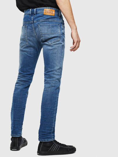 Diesel - Thommer 0097X, Bleu moyen - Jeans - Image 2