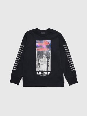 TLARGEX, Noir - T-shirts et Hauts