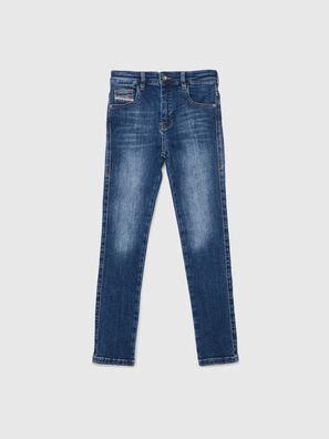 D-SLANDY-HIGH-J, Bleu moyen - Jeans