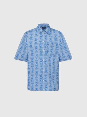 S-ROHAD-C, Bleu Clair - Chemises
