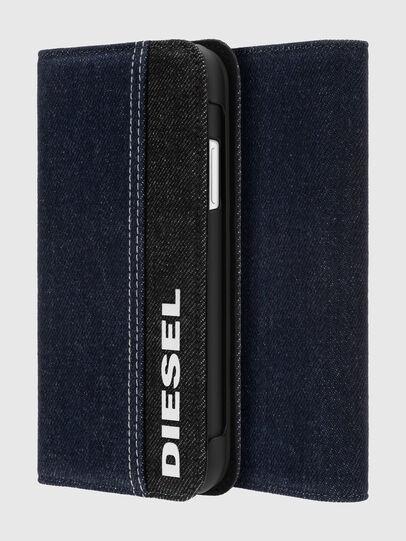 Diesel - DIPH-038-DENVL, Jean Bleu - Coques à rabat - Image 1