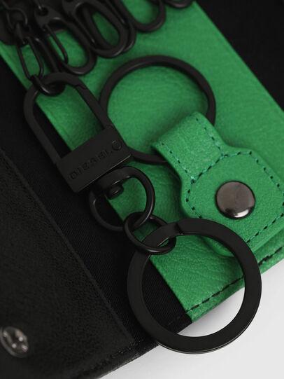 Diesel - KEYCASE II, Noir/Vert - Bijoux et Gadgets - Image 4