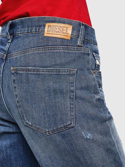 Diesel - Aryel 0890X, Bleu moyen - Jeans - Image 4