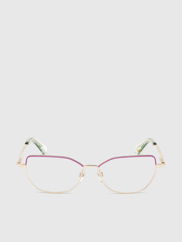DL5355, Rose - Monture optique