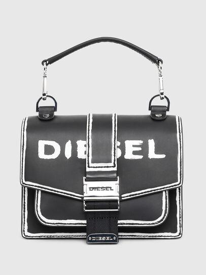 Diesel - MISS-MATCH CROSSBODY, Noir/Blanc - Sacs en bandoulière - Image 1