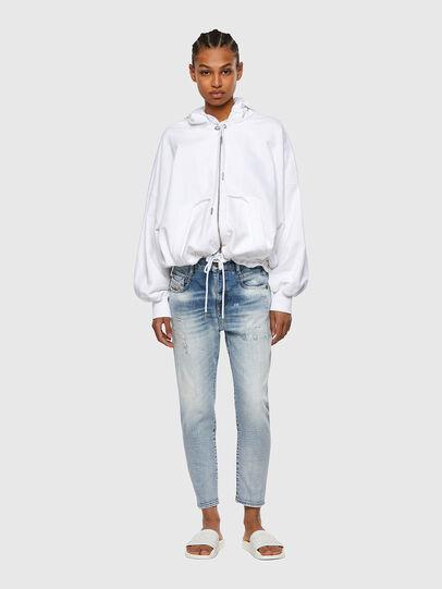 Diesel - Fayza 009TP, Bleu moyen - Jeans - Image 5