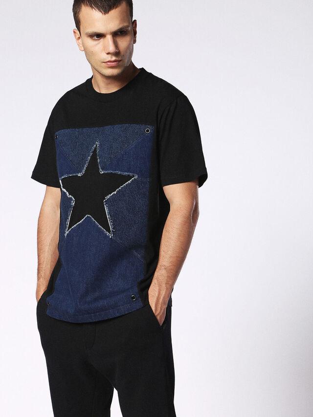 T-DEN-STAR, Noir