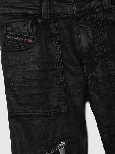 Diesel - D-DERROT-SP-J JOGGJEANS, Noir - Jeans - Image 3