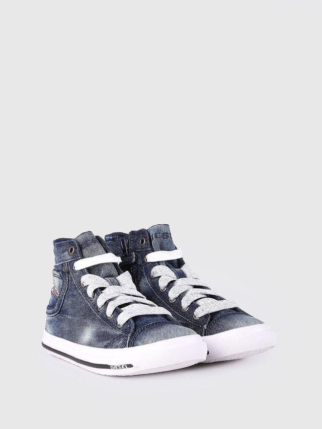 Diesel - SN MID 20 EXPOSURE Y, Jean Bleu - Footwear - Image 2