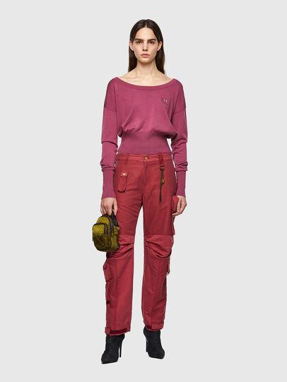 Diesel - P-GIULIA, Rose - Pantalons - Image 5