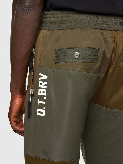 Diesel - P-HOR, Vert Militaire - Pantalons - Image 3