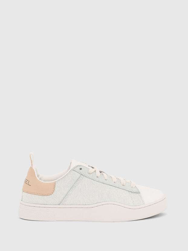 S-CLEVER LOW LACE W, Blanc - Baskets