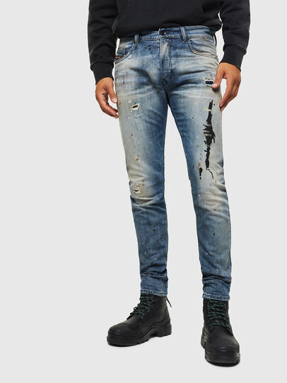 Diesel - Tepphar 0097M, Bleu Clair - Jeans - Image 1
