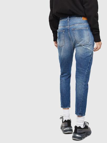 Diesel - Fayza 0097B, Bleu moyen - Jeans - Image 2