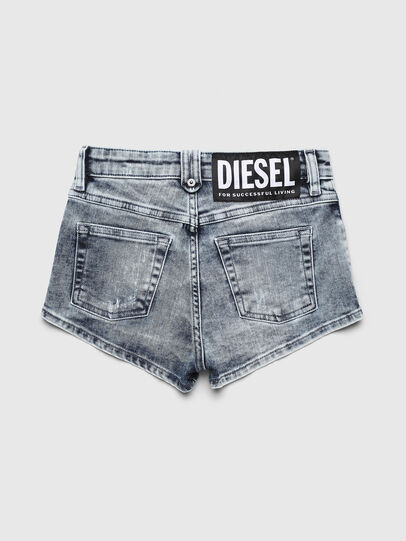 Diesel - PGINGHER, Bleu Clair - Shorts - Image 2