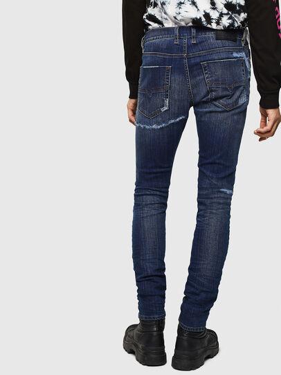 Diesel - Tepphar 0098N, Bleu Foncé - Jeans - Image 2