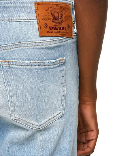 Diesel - D-Ebbey 009ZZ, Bleu Clair - Jeans - Image 4