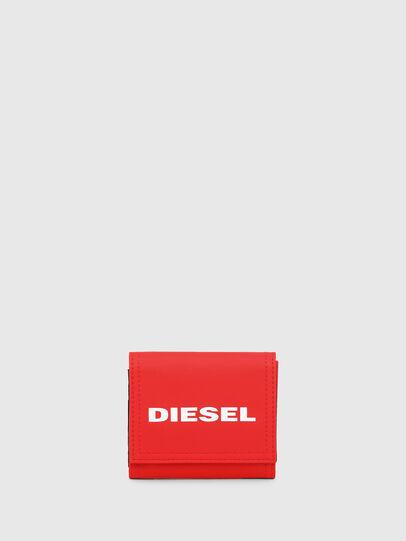 Diesel - YOSHINO LOOP, Rouge Flamme - Petits Portefeuilles - Image 1